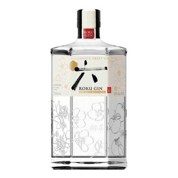六 日本金酒 Roku Gin