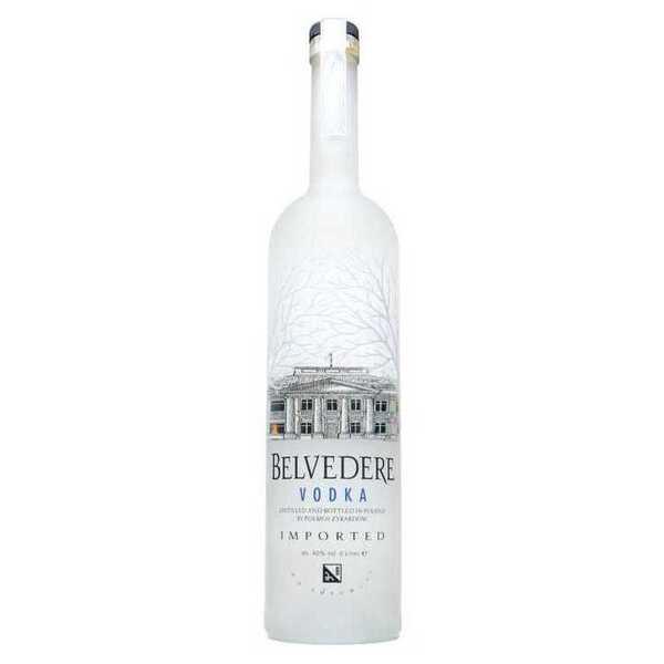 雪樹伏特加6公升裝 Belvedere Vodka 6L