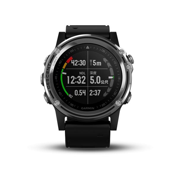 GARMIN Descent MK1 全方位運動型手錶 游泳 跑步 三項鐵人 潛水電腦錶 [中文版]