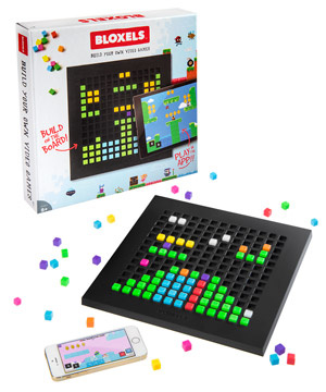 Bloxels Video Game Design Starter Kit 打造自己的電玩遊戲