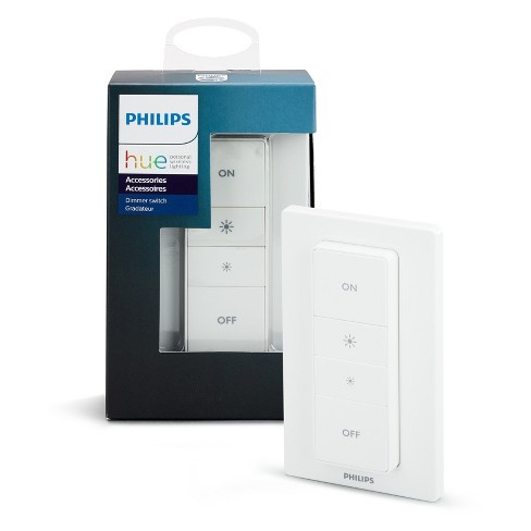 Philips Hue Dimmer Switch 開關調光器 (行貨2年保養)