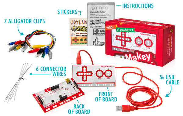 Makey Makey Invention Kit for STEM