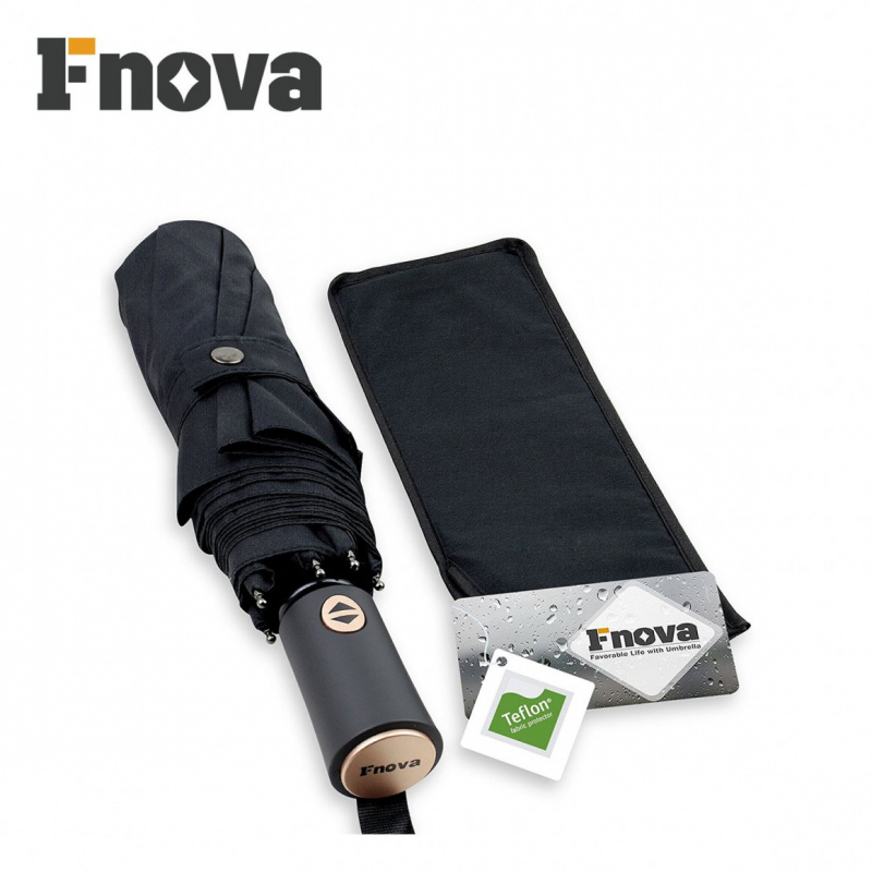 Fnova Travel 超潑水自動摺傘