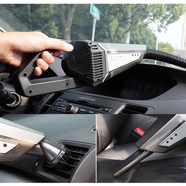 日本JTSK 汽車家用組合無線強力吸塵機