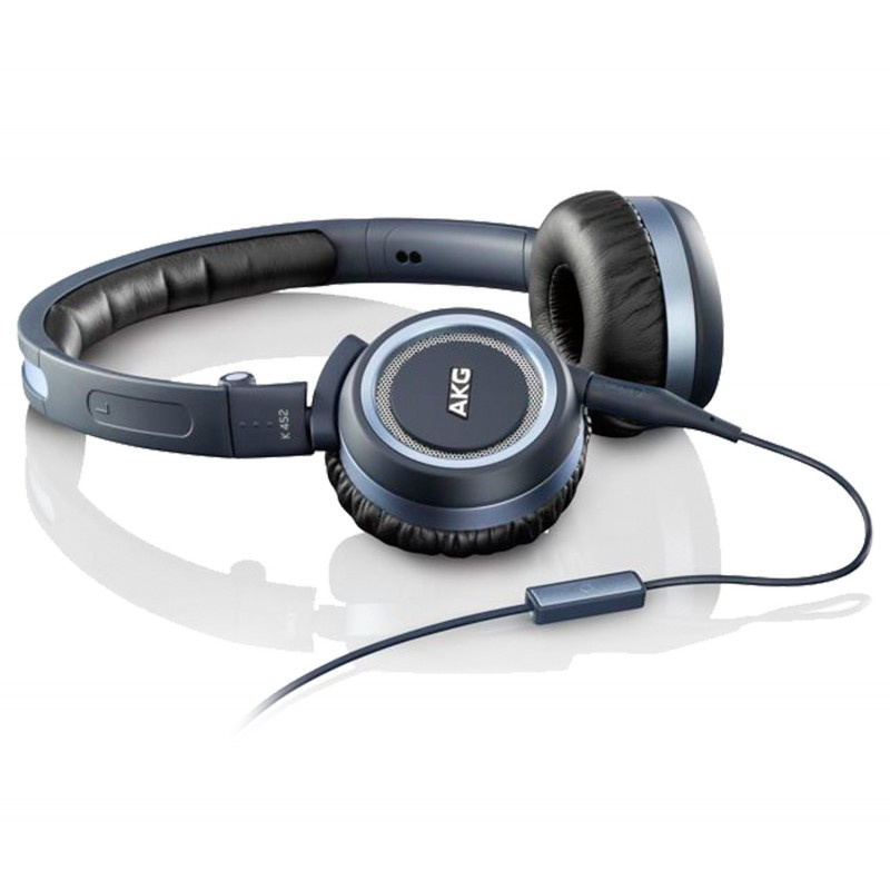 AKG K452 頭戴式耳機 [2色]