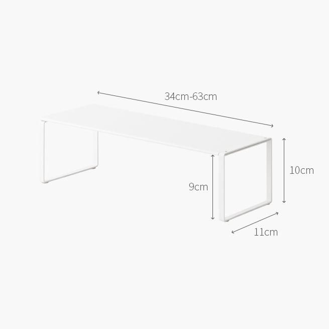 整理收納分層伸縮架