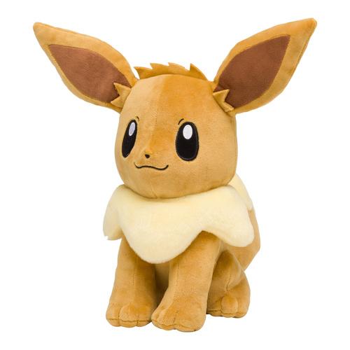 日本Pokemon 等身大イーブイ伊貝 [2款]