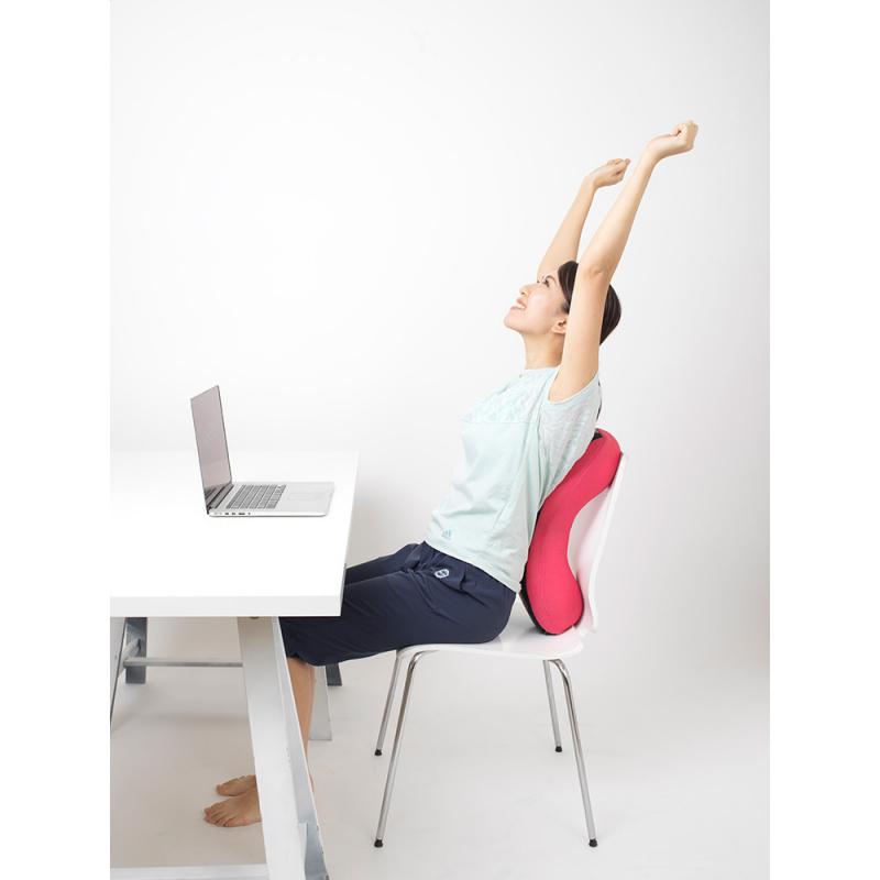 日本Tokyu Sports OASIS多機能健身美體坐墊背墊 [3色]