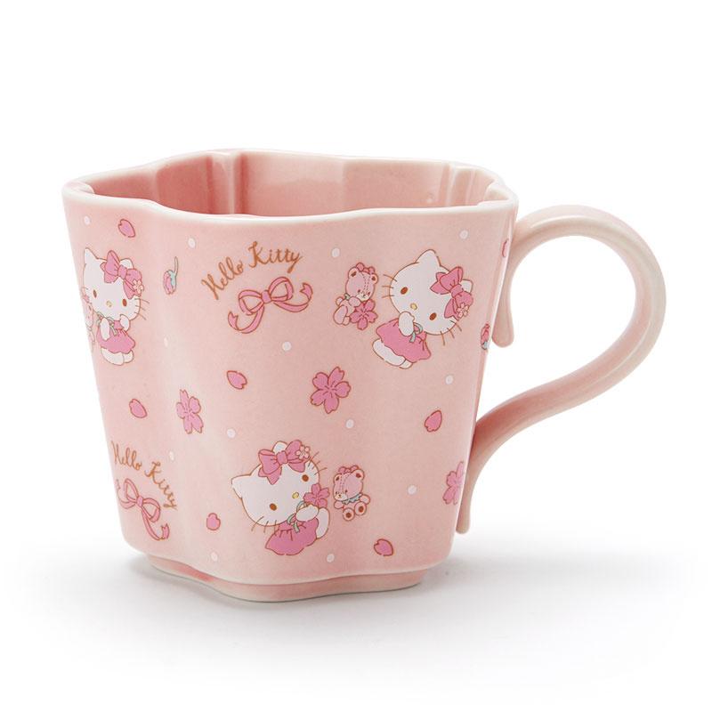 日本SANRIO Hello Kitty x LUPICIA 杯連茶套裝 [2款]