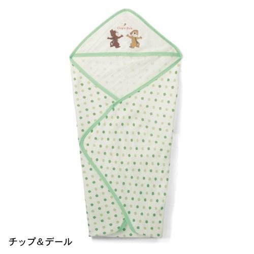 日本Disney 米奇嬰兒三層卷布 [4款]