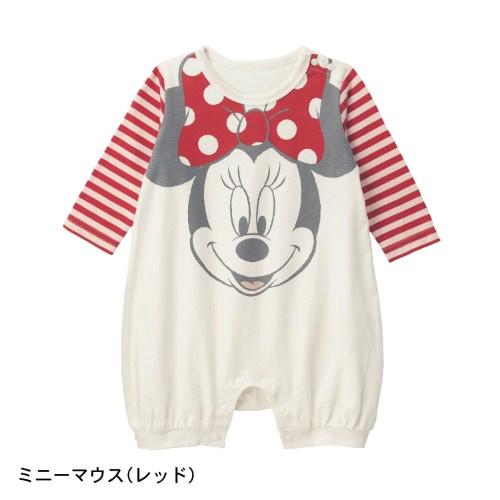 日本Disney 三眼仔嬰兒服 [4款]