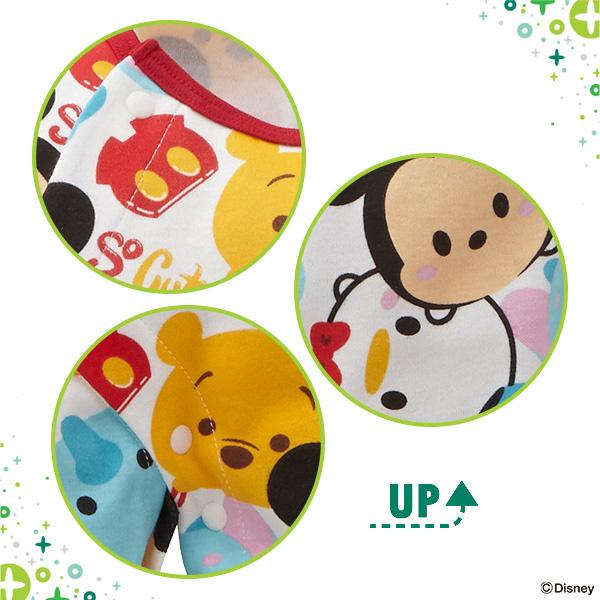 日本Disney TSUMTSUM新生児衣服
