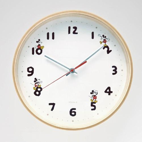日本Disney 米奇 SOU.SOU 掛け時計