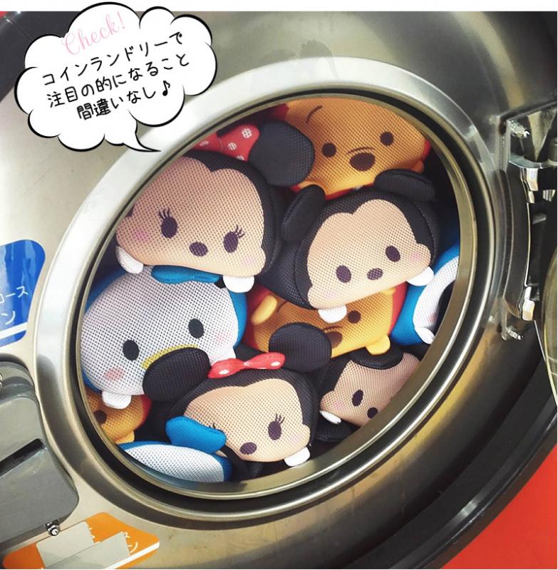 日本Disney TSUMTSUM 洗衣袋 [6款]