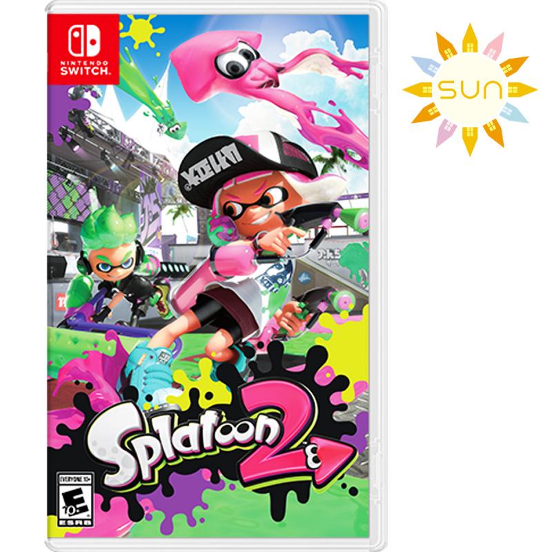 任天堂 - Switch Game-漆彈大作戰2 SPLTOON 2