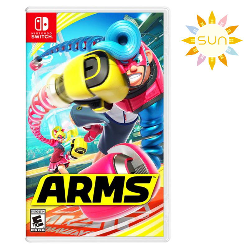 任天堂 - Switch Game- ARMS