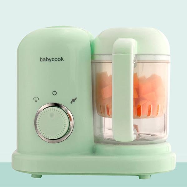 日本JTSK - 一體式幼兒輔食製作機