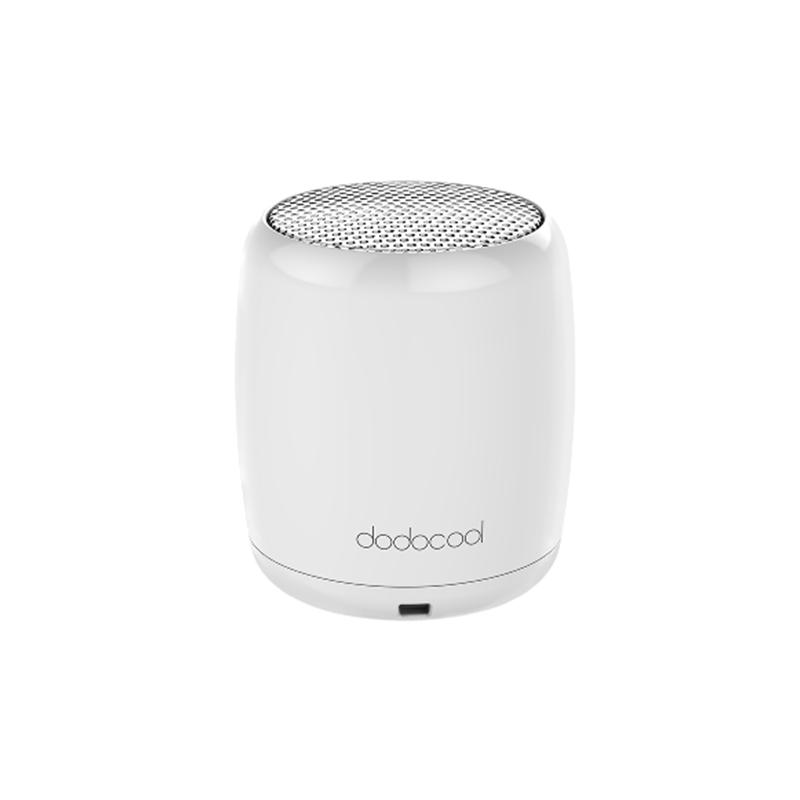 dodocool 迷你藍牙喇叭 [白色]