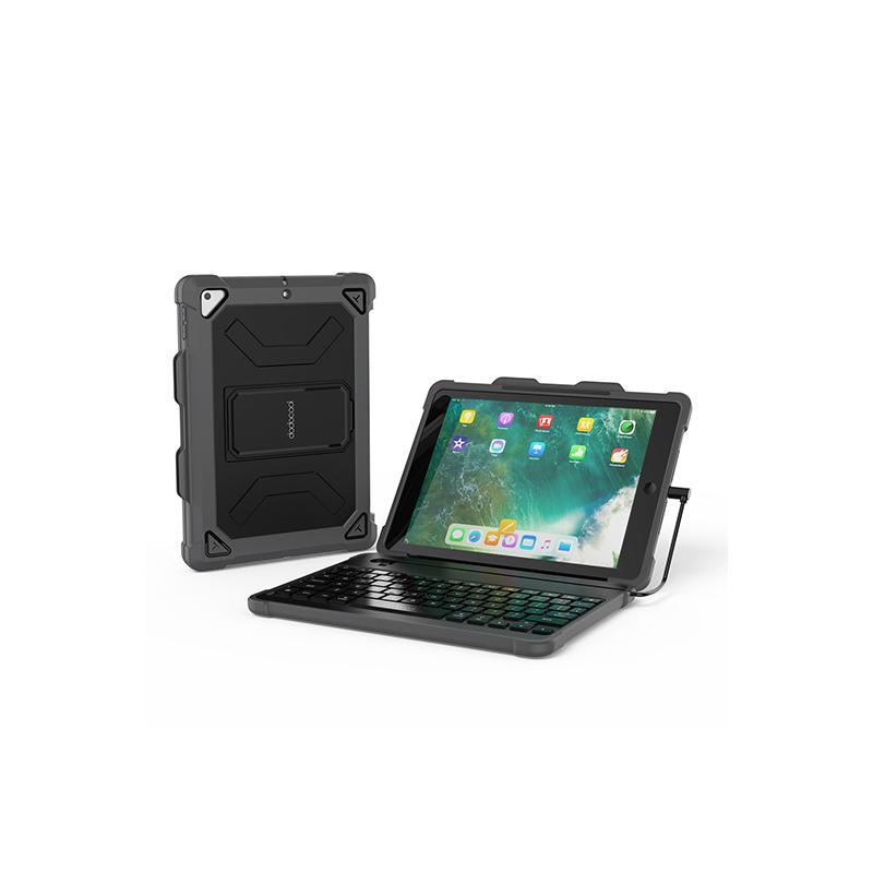 "dodocool MFi認證可拆卸智能鍵盤(9.7"" iPad 適用)"