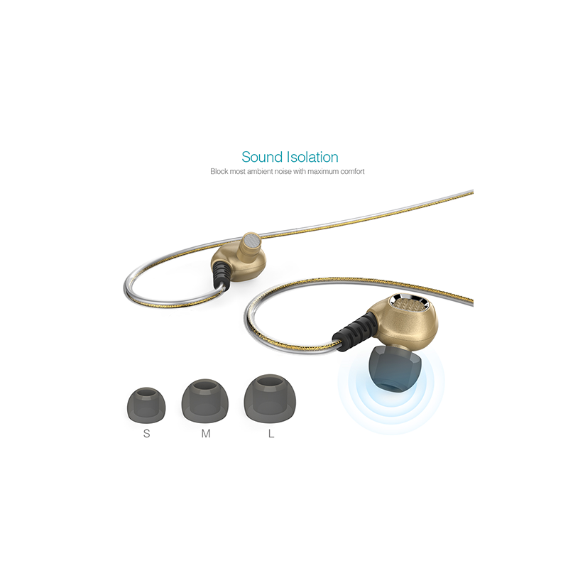 dodocool 發光入耳式耳機