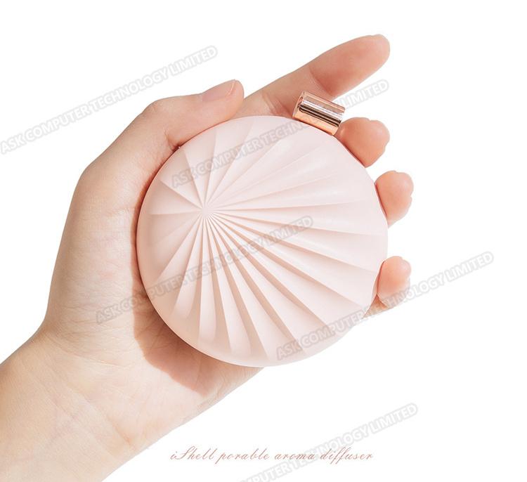 日本JTSK 貝殼隨身香薰機