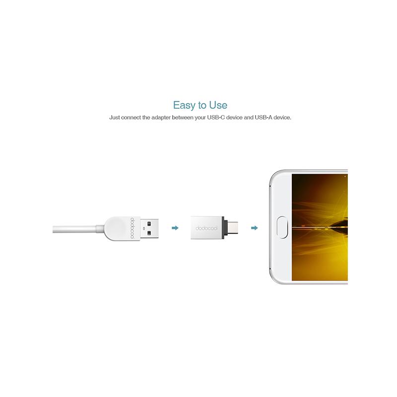 dodocool USB-C to USB 3.0轉換器