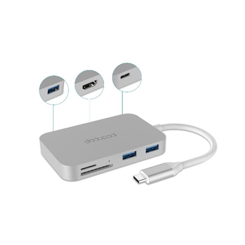 dodocool 7合1 USB-C 集線器