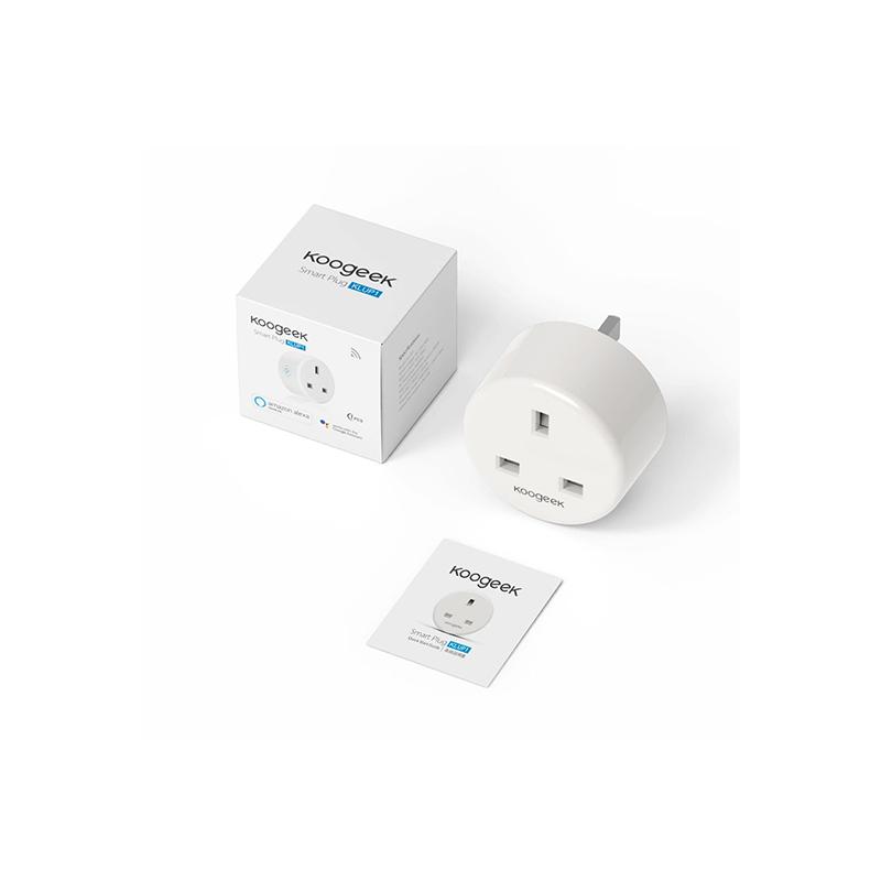 Koogeek Wi-Fi 智能插座