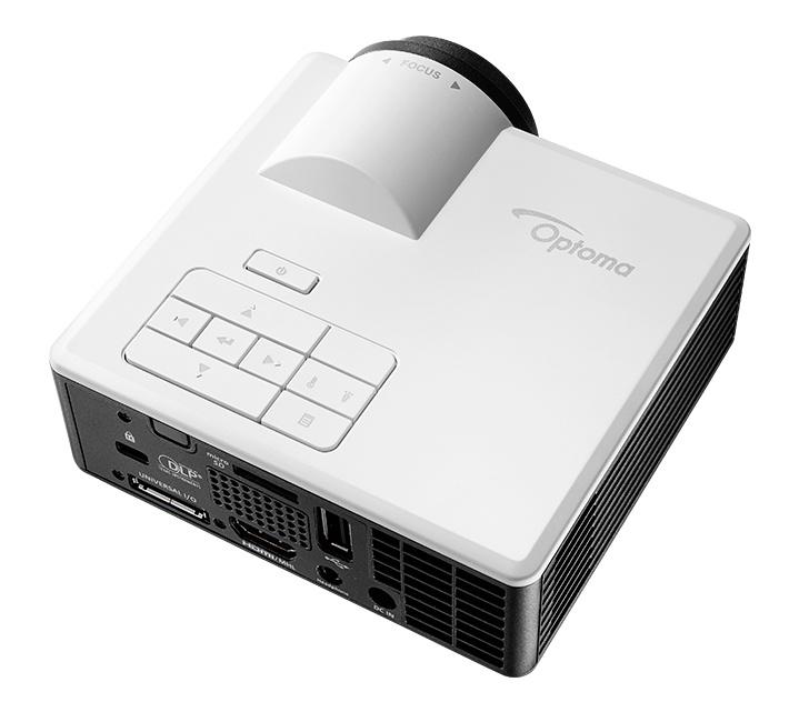 Optoma 微型短焦LED投影機 (ML1050ST+)