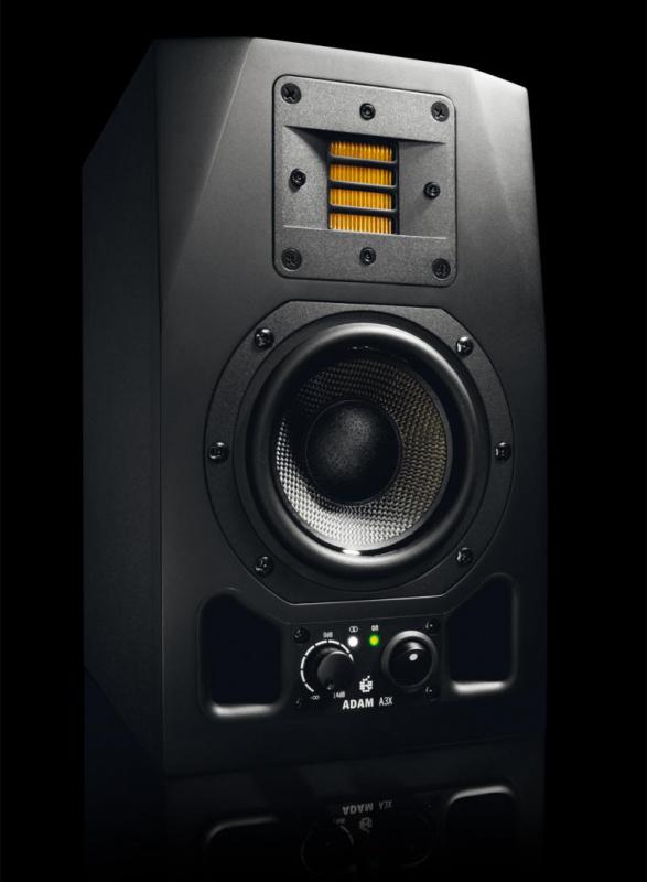 ADAM A3X 有源監聽音箱 (一對)