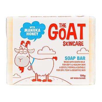 The Goat 澳洲山羊奶皂 100g [5款]