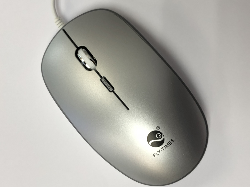 FLY-TIMES WIRE MOUSE 有線滑鼠