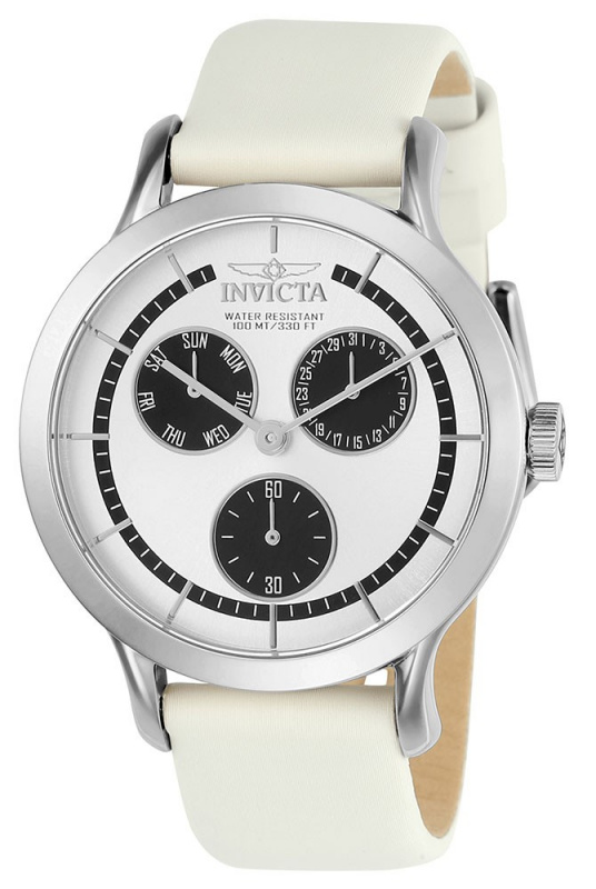 Invicta Angel 女士石英不銹鋼手錶 (22493)