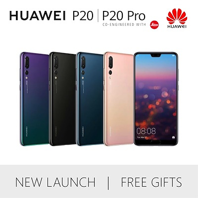 Huawei P20 . Lite. PRO (獨有3鏡頭LEICA專業級大師相機) 全新清貨陳列品