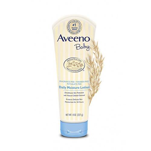 Aveeno 嬰兒日常保濕乳液 227G