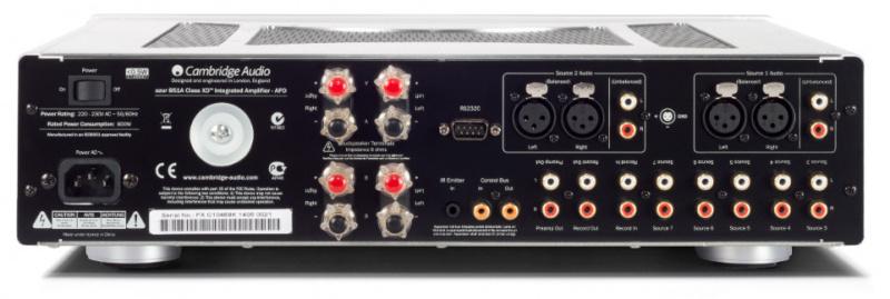 CAMBRIDGE AUDIO 851A 旗艦級XD類合併擴音機