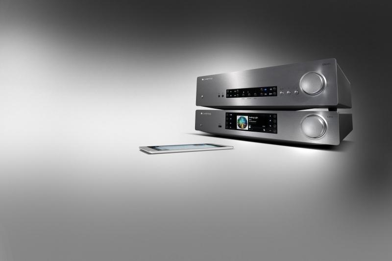 Cambridge Audio CXNv2 網絡播放器+ 數碼前級放大器