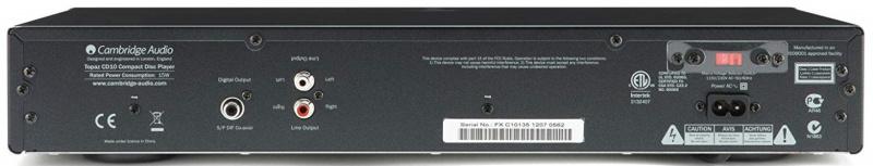 Cambridge Audio CD10 CD 播放機
