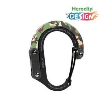 HeroClip - 多功能旋轉掛鉤 (小號)