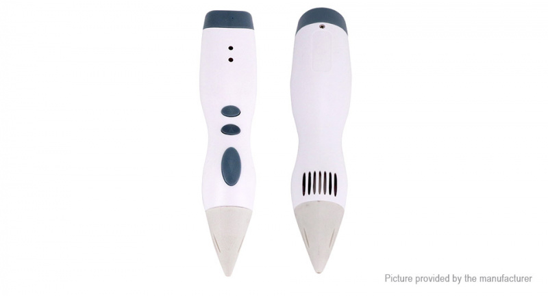 DW 低溫充電3D打印筆 [4色]