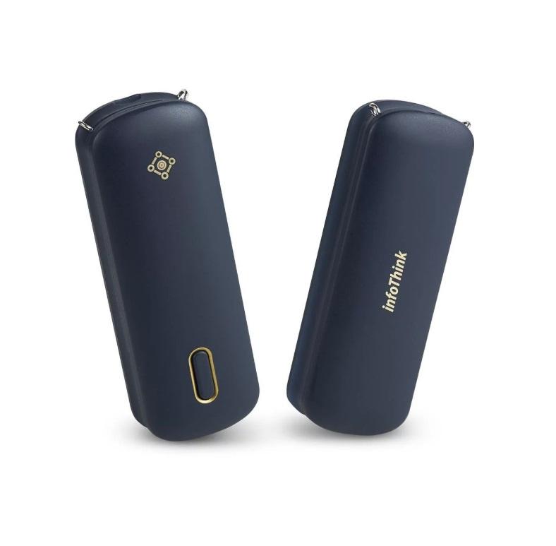 infoThink iAnion-100 隨身項鍊負離子空氣清淨機