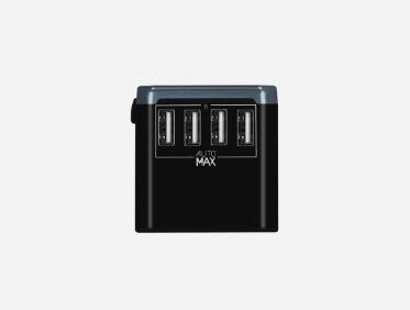 Momax - 1-World (UA5) 旅行插座