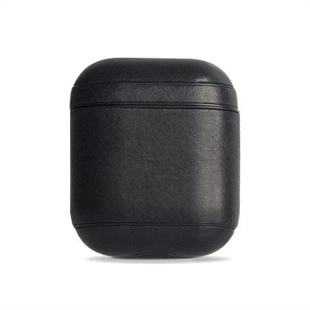 Krusell Sunne AirPod Case真皮皮套 - Black(KSE-61519)
