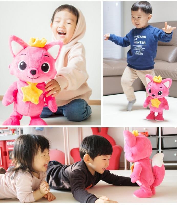 Pinkfong Dancing Doll 跳舞公仔 [英文版]