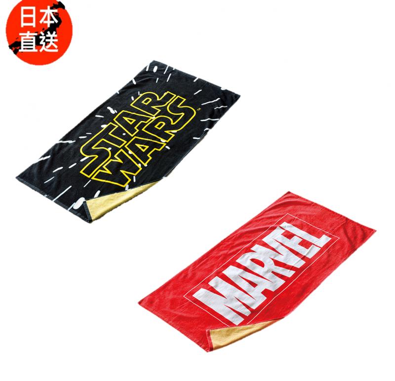 星球大戰Marvel大浴巾