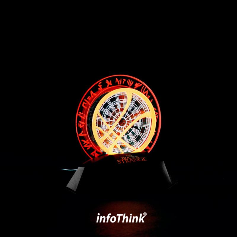 InfoThink奇異博士3D立光燈
