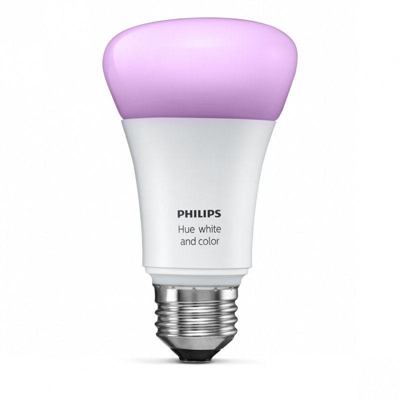Philips Hue White and Color Ambiance 白色/彩色 3.0 A60 E27 燈膽 (行貨2年保養)