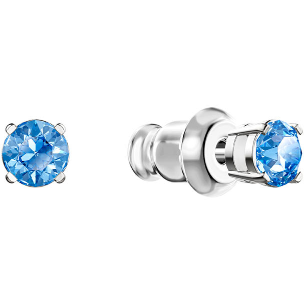 Swarovski Sparkling Dance Round 頸鏈耳環套裝 [2色]