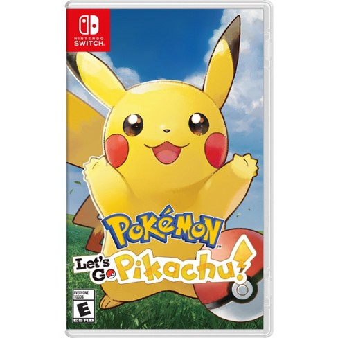 Nintendo Switch Games Pikachu (US)