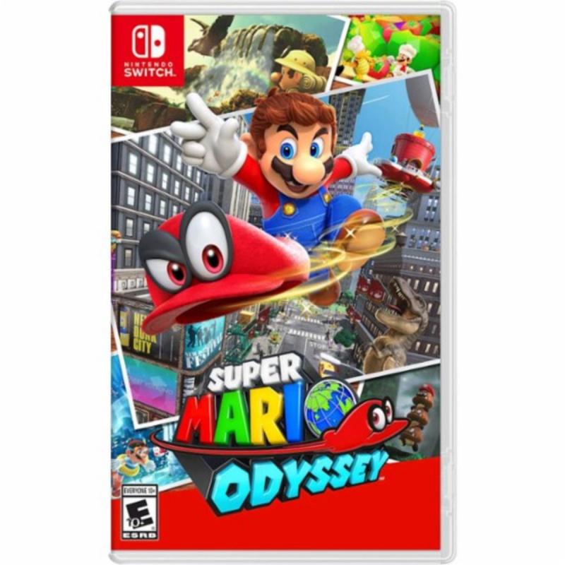 Nintendo Switch Games Super Mario Odyssey (US)